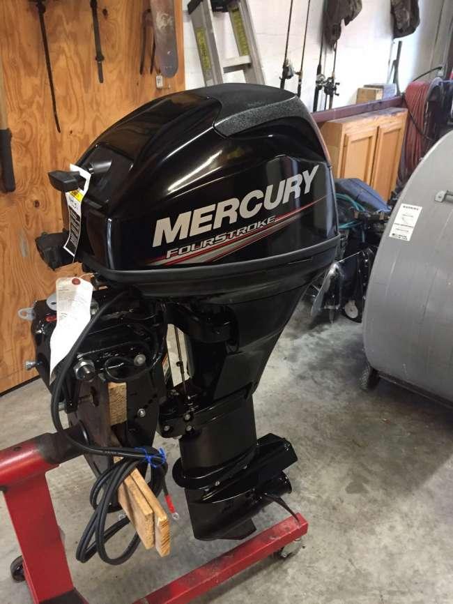 20 hp 4 stroke mercury - Louisiana Sportsman Classifieds, LA