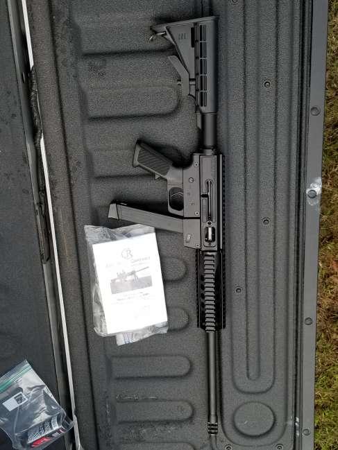 Jrc 9mm Carbine it takes glock mags  - Louisiana Sportsman