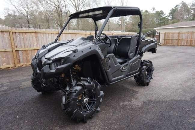 2014 Yamaha Viking Tactical Black Atv Four Wheeler For Sale In Louisiana Louisiana Sportsman Classifieds La