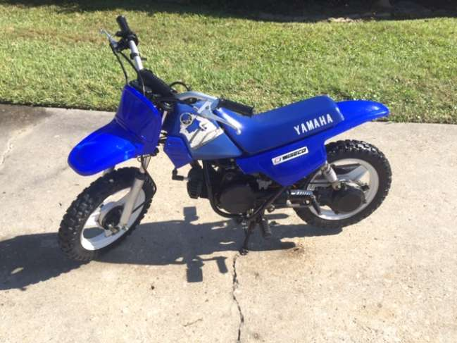 2005 Yamaha PW50 Motorcycles For Sale in Louisiana