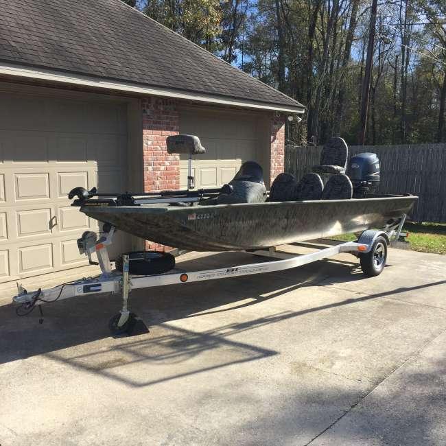 2012 Xpress Bass Boat For Sale in Baton Rouge - Louisiana