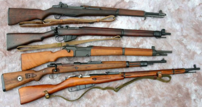 Looking to buy Ww1 ww2 surplus guns and collectibles - Louisiana
