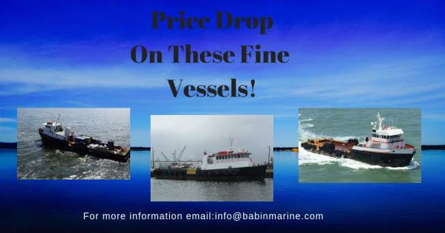 Supply Vessels for sale - Louisiana Sportsman Classifieds, LA