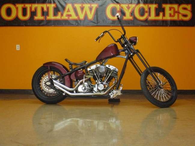 2013 Custom Bobber Motorcycles For Sale in Louisiana - Louisiana