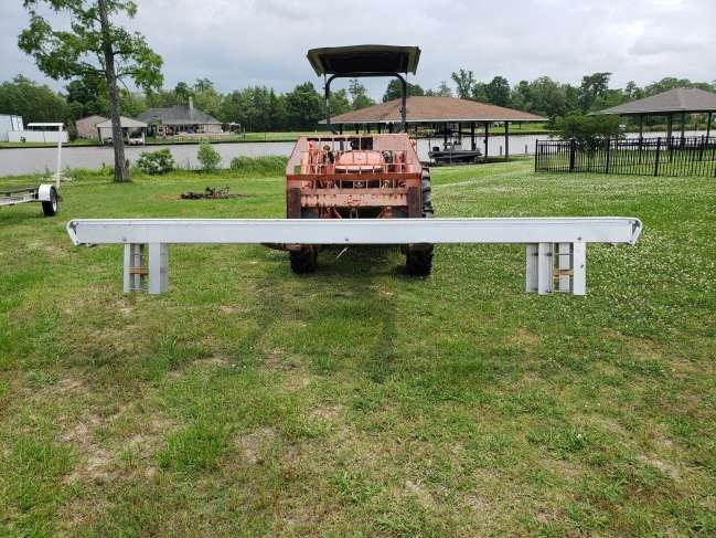 New- 12ft IMM Aluminum Boat Lift Bunks - Louisiana Sportsman
