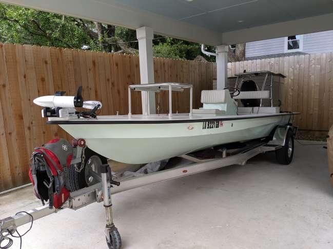 Skiffs For Sale >> 2014 East Cape Skiff Skiffs For Sale In New Orleans