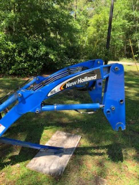 New Holland 16LA front end Loader - Louisiana Sportsman Classifieds, LA