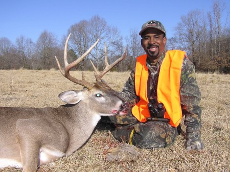 African American Hunters • Deer Hunting in Louisiana