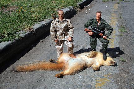 Record Squirrel Killed In Ville Platte La Hunting In Louisiana