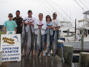 OUTER BANKS FISHING REPORT • Inshore Fishing in Northeastern North