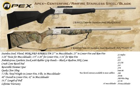 APEX 35 WHELEN • Deer Hunting in Outside Louisiana