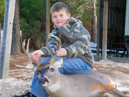 Hunting white wazoo