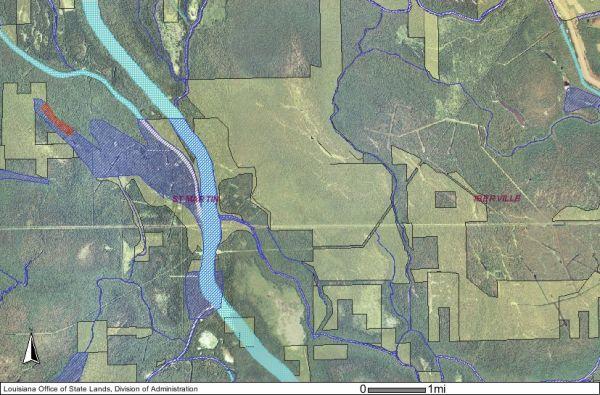 louisiana public hunting land map Found Public Hunting Land Hunting In Henderson Lake In South louisiana public hunting land map