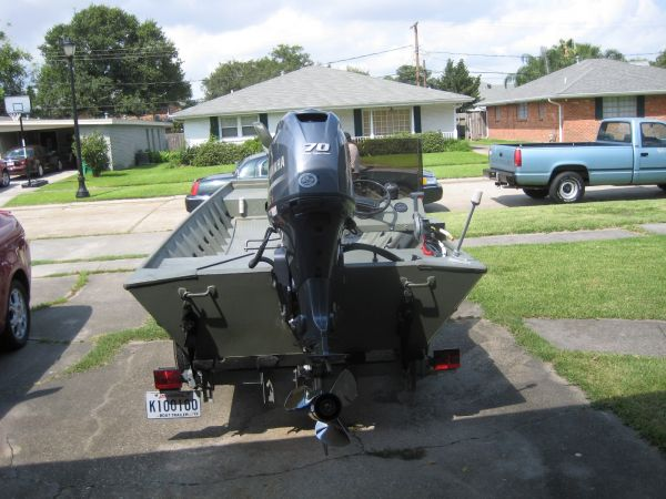 OUTBOARD REPOWER CHOICE • Boats in Southeast Louisiana