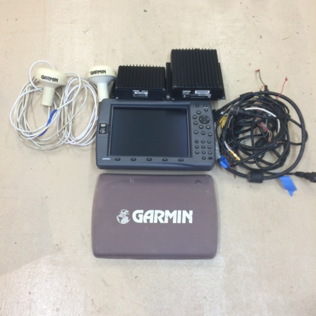 Garmin 3010C, GSD20, GDL30A, GPS 17N, and GA31 • in ... on