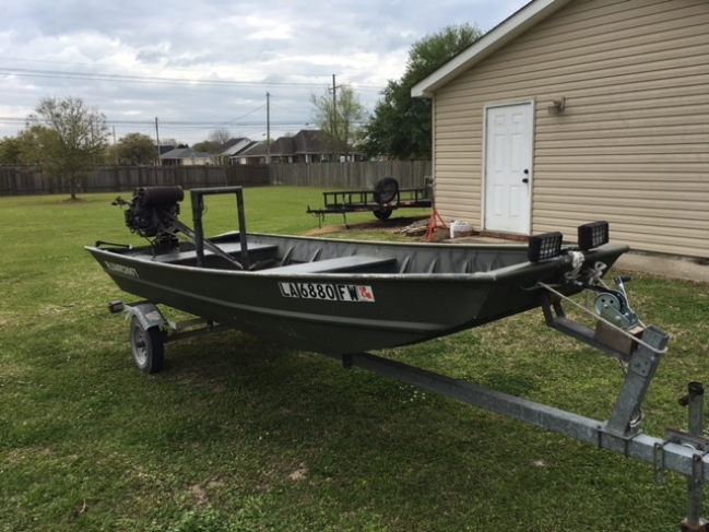 Duck Hunting Boats For Sale >> Duck Mud Boat For Sale Waterfowl And Duck Hunting In Morgan City